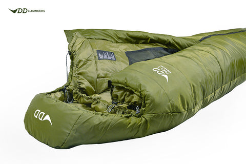 DD Jura2 Sleeping Bag - XL - Olive Green