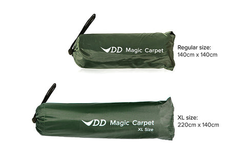 DD Magic Carpet - Ground Sheet - Quick Shelter