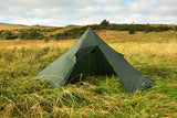 One of the lightest 1 man tents