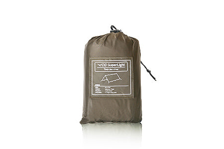 DD Superlight Tarp 2.9x3m - Coyote Brown