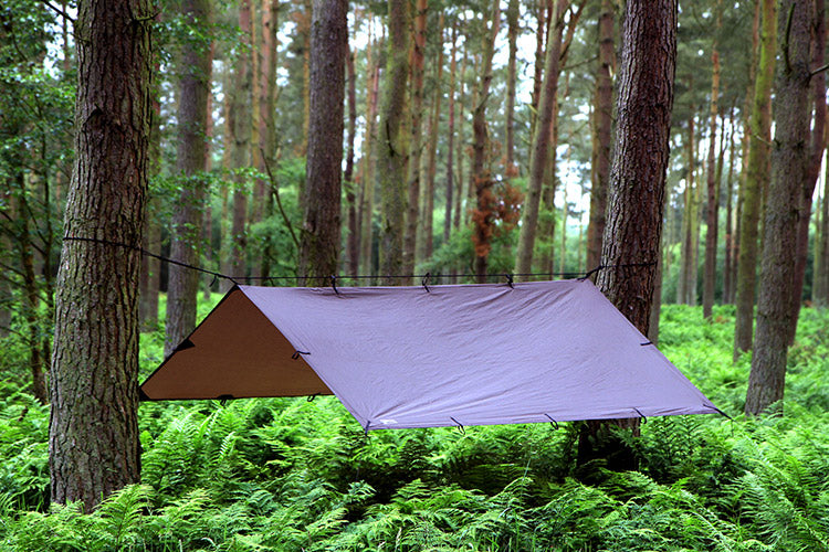 DD Frontline Hammock + DD 3x3m Tarp - 3 Colours Available - PREPARE FOR ADVENTURE