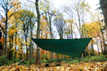 DD Tarp 4x4m - Olive Green - PREPARE FOR ADVENTURE