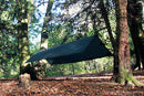 DD Tarp Small 1.5x2.8m - Basha - Olive Green - Coyote Brown - PREPARE FOR ADVENTURE