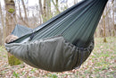 DD Under Blanket - Hammock Insulation - Olive Green - PREPARE FOR ADVENTURE