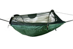 DD Hammocks XL frontline hammock - Olive Green - PREPARE FOR ADVENTURE