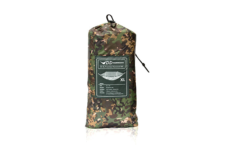 DD Hammocks Frontline XL Hammock Multicam - PREPARE FOR ADVENTURE
