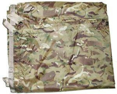 British Army Waterproof Basha - MTP