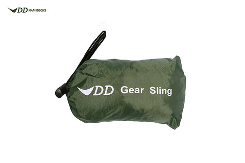 DD Gear Sling - Olive Green - Hammock Gear Store - PREPARE FOR ADVENTURE