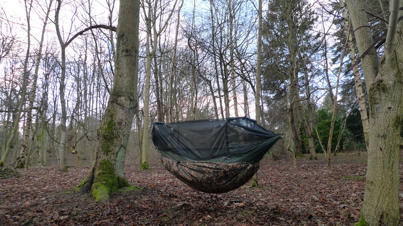 DD Under Blanket - Hammock Insulation - MultiCam - PREPARE FOR ADVENTURE