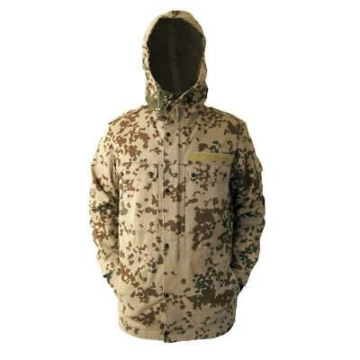 German Army Tropentarn Camo Parka - PREPARE FOR ADVENTURE