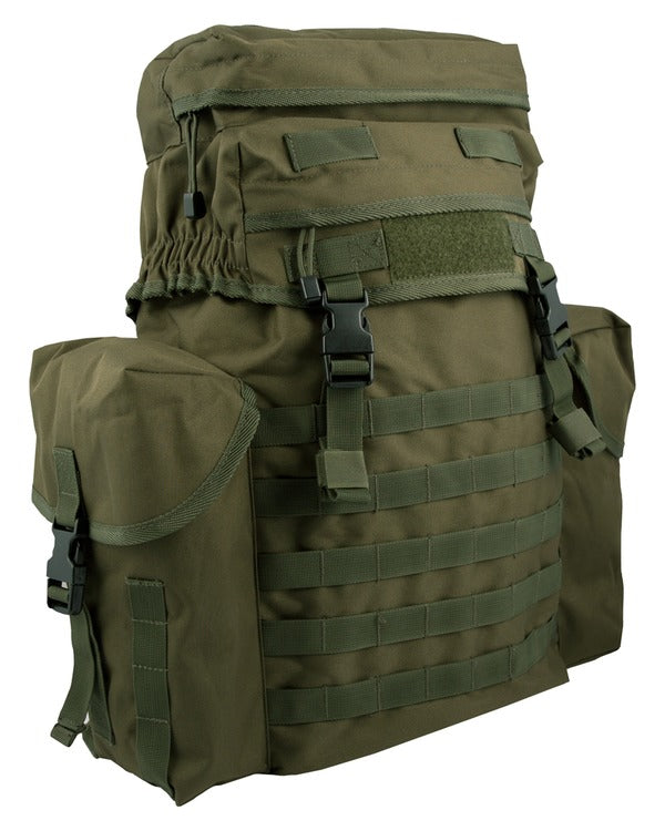 N.I. Patrol Molle Pack 38ltr - PREPARE FOR ADVENTURE