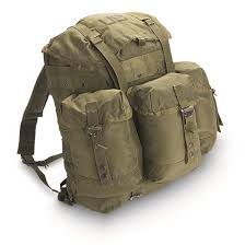 US Army - Alice Pack - Medium - PREPARE FOR ADVENTURE