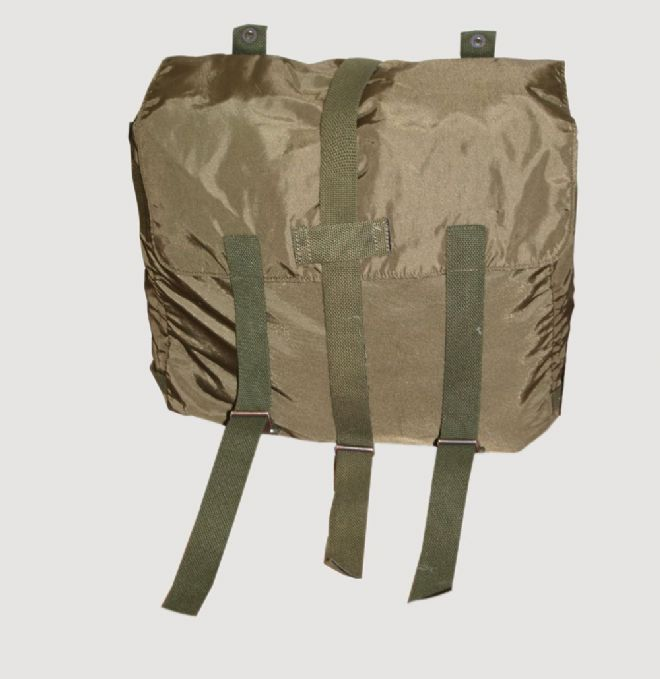 Austrian Army Olive Cordura Bag - PREPARE FOR ADVENTURE