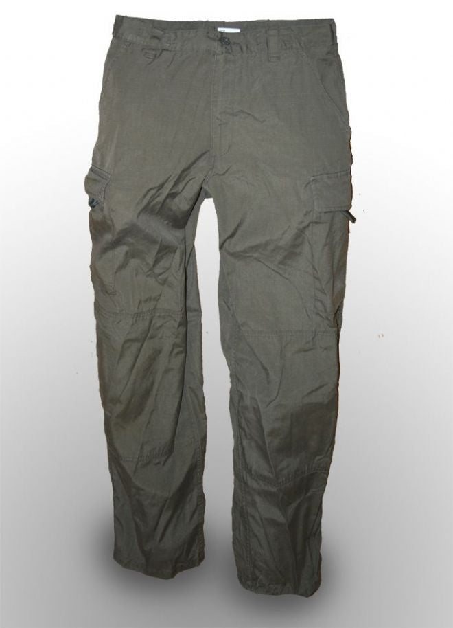 Austrian Army Ripstop Trousers - Olive Green - PREPARE FOR ADVENTURE