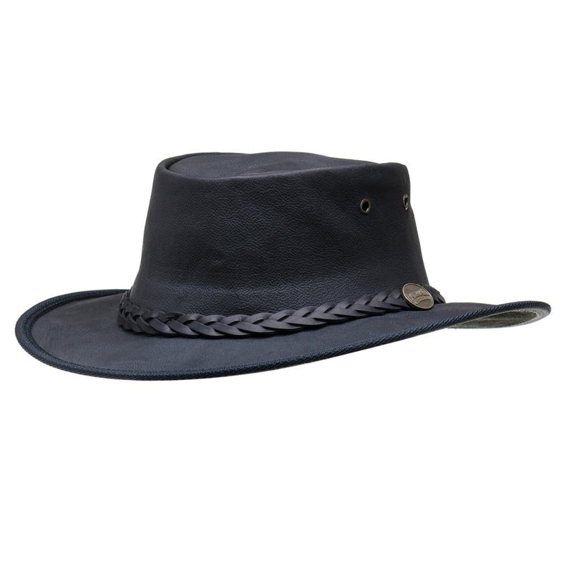 Barmah Hat - Sundowner Kangaroo Black - 1019 - PREPARE FOR ADVENTURE