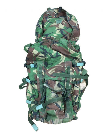 British Army 60ltr Rucksack - DPM - PREPARE FOR ADVENTURE