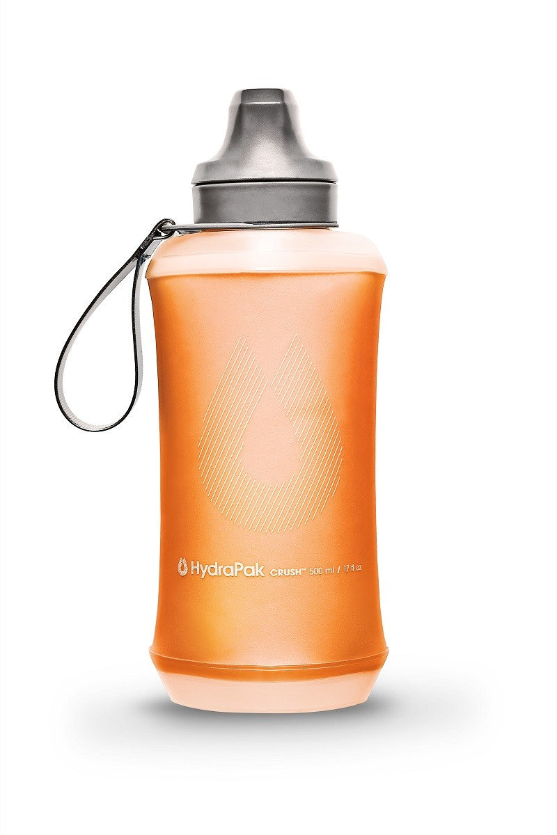 Hydrapak Crush Bottle 500 - PREPARE FOR ADVENTURE