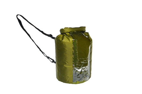 DD Dry Bag - 10ltr and 20ltr Waterproof Storage Sacks