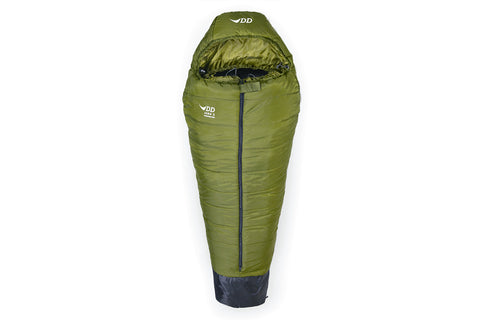 DD Jura 2 Sleeping Bag - Olive Green