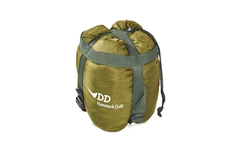 DD Hammock Insulated Quilt - NEW MODEL 2019 - PREPARE FOR ADVENTURE