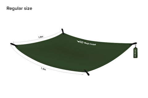 DD Magic Carpet - Ground Sheet - Quick Shelter - PREPARE FOR ADVENTURE