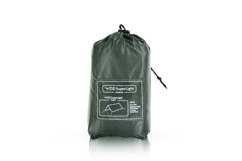 DD Superlight Tarp 2.9x3m - Olive Green