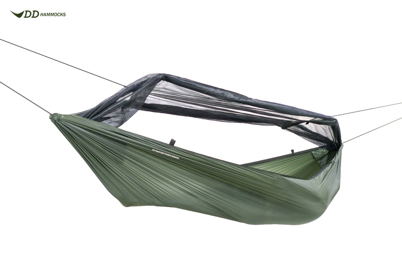 DD Superlight Frontline Hammock - PREPARE FOR ADVENTURE