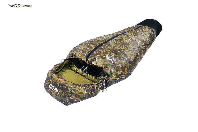 DD Jura 2 Sleeping Bag - XL - MC - PREPARE FOR ADVENTURE