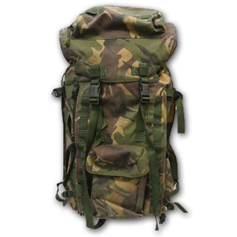 British Army PLCE Bergen 100ltr DPM - PREPARE FOR ADVENTURE