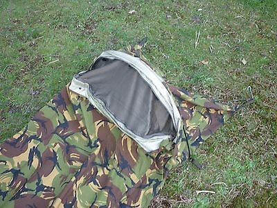 Dutch Army Gore-Tex Hooped Bivvy - DPM - PREPARE FOR ADVENTURE