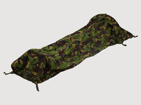 Dutch Army Gore-Tex Hooped Bivvy - DPM