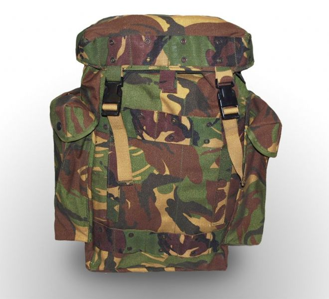 Dutch Army Cordura 35ltr Backpack - DPM - PREPARE FOR ADVENTURE