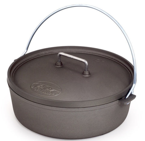 GSI Outdoors Dutch Oven - Open Fire Cooking - PREPARE FOR ADVENTURE