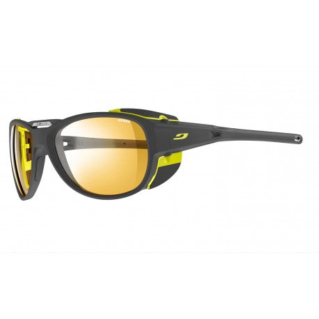 Julbo Explorer 2.0 Zebra - Photochromic Sunglasses - PREPARE FOR ADVENTURE