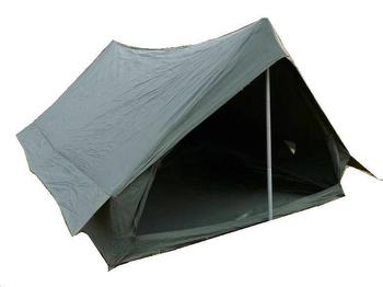 French Army 2 Man Tent - Olive Green - PREPARE FOR ADVENTURE