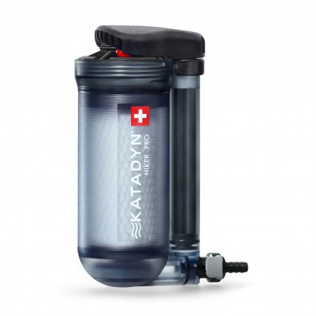 Katadyn Hiker Pro Transparent - Water Filter - PREPARE FOR ADVENTURE