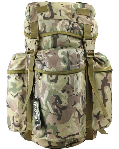 Kombat Rucksack 30ltr - BTP - PREPARE FOR ADVENTURE