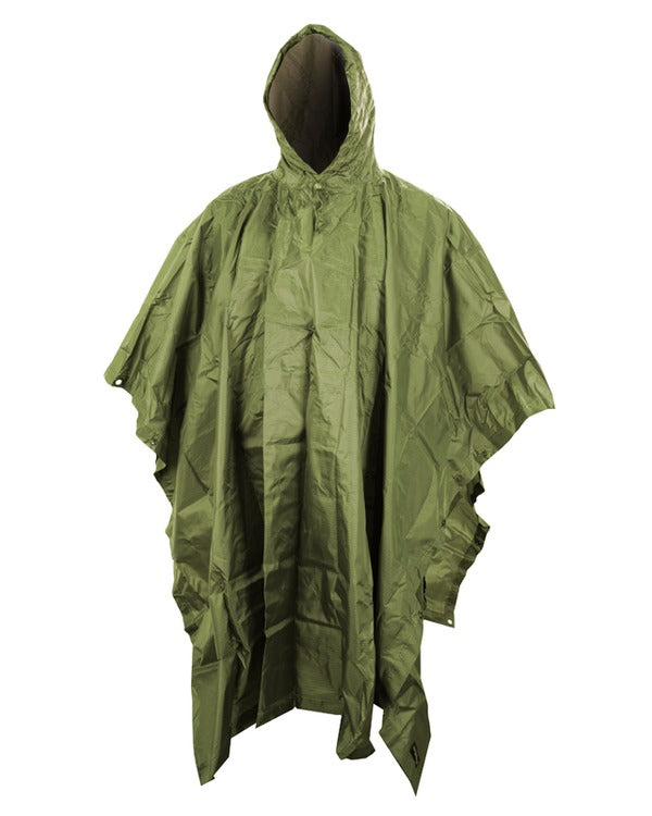 Kombat UK Poncho - PREPARE FOR ADVENTURE