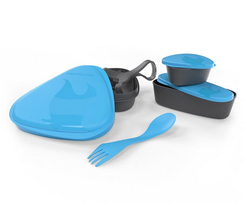 Light My Fire - Lunch Kit - Plates - Bowl - Spork - Storage - PREPARE FOR ADVENTURE