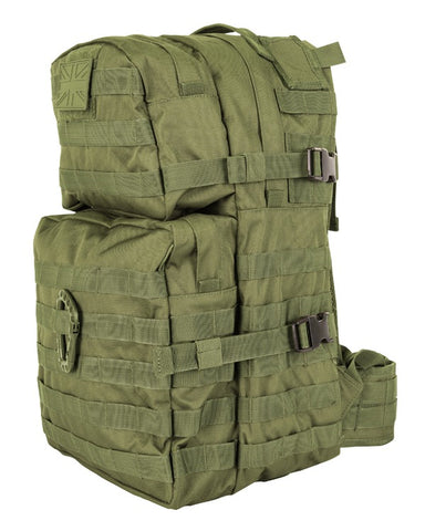 Kombat UK Medium Molle - 40ltr Rucksack - 5 Colours - PREPARE FOR ADVENTURE