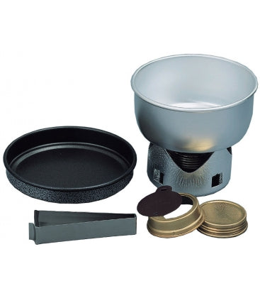 Trangia Mini - Lightweight - Compact - Wild Camping Cook Set - PREPARE FOR ADVENTURE