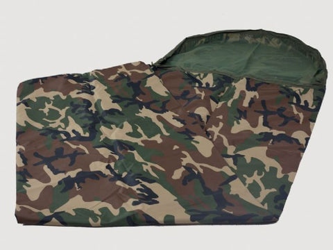 North European Camo MVP Bivvy Bag - Army Surplus - PREPARE FOR ADVENTURE