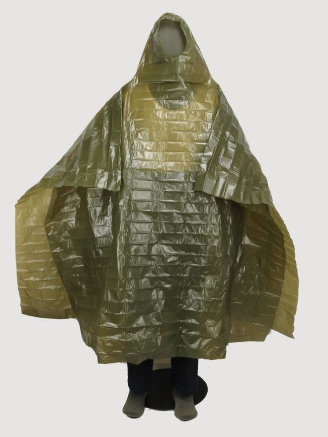 Norwegian Army Emergency Poncho - PREPARE FOR ADVENTURE
