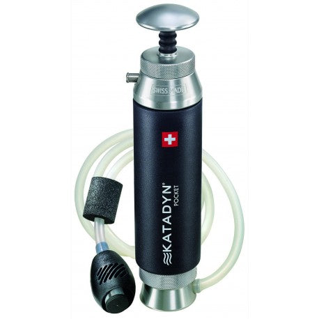 Katadyn Pocket - Water Filter - PREPARE FOR ADVENTURE