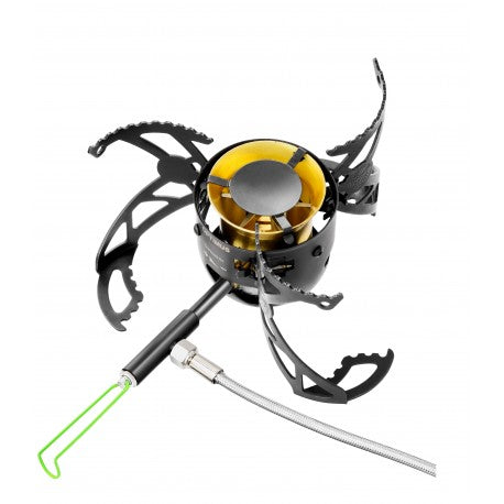 Optimus Polaris OptiFuel - Lightweight Camping Stove - PREPARE FOR ADVENTURE
