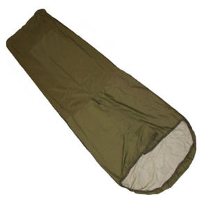 British army Gore-Tex bivvy bag in olive green
