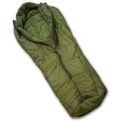 British Army Cold Weather Sleeping Bag