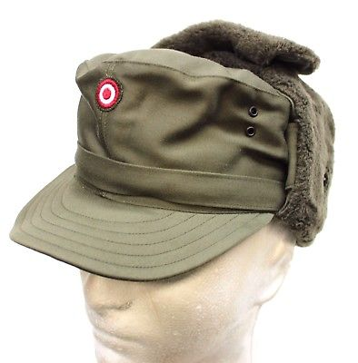 Austrian Army Cold Weather Hat - PREPARE FOR ADVENTURE
