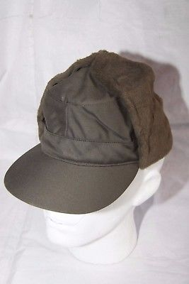Dutch Army Cold Weather Hat