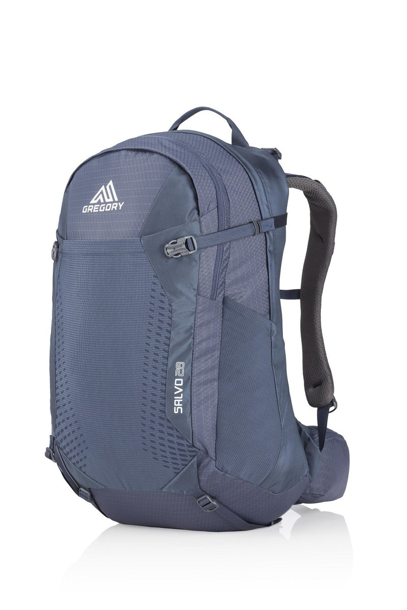 Gregory Packs Salvo 28 - Black - Navy - 28ltr Day Pack - PREPARE FOR ADVENTURE